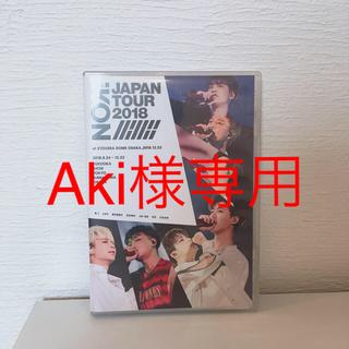アイコン(iKON)のiKON JAPAN TOUR 2018 Blu-ray(ミュージック)