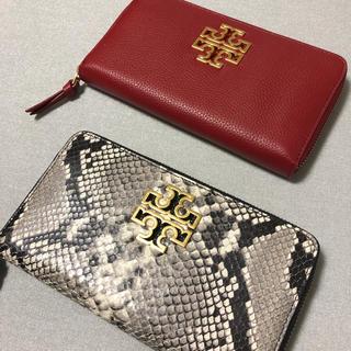 トリーバーチ(Tory Burch)のTORYBURCH 財布 レッド(財布)