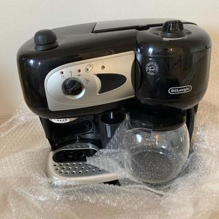 デロンギ(DeLonghi)のDeLonghi コンビ・コーヒーメーカー BCO261N-B(コーヒーメーカー)