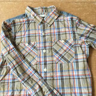 ジーユー(GU)のgu チェックシャツ(その他)