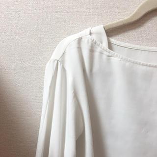 ジーユー(GU)のブラウス にこ様(シャツ/ブラウス(長袖/七分))