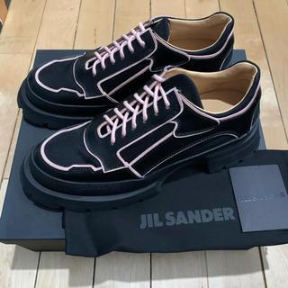 Jil Sander - jil sander 19aw レザーシューズ  日本未発売
