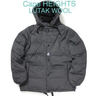 SHIPS - Cape HEIGHTS ダウンジャケット LUTAK WOOL XS