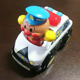 アガツマ(Agatsuma)のアンパンマンおしゃべりパトカー(電車のおもちゃ/車)