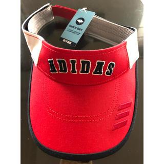 adidas - アディダス サンバイザー