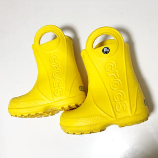 crocs - クロックス  長靴 C7 14cm