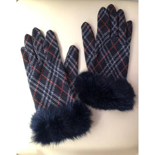 BURBERRY - バーバリーレディース手袋