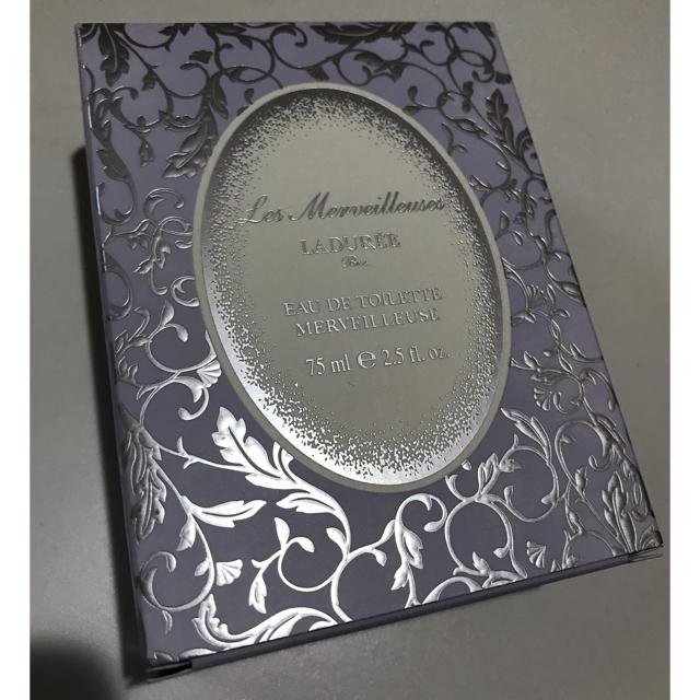 Les Merveilleuses LADUREE(レメルヴェイユーズラデュレ)のラデュレ オードトワレメルヴェイユーズ 75ml コスメ/美容の香水(香水(女性用))の商品写真