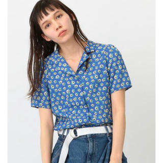 ANOTHER EDITION - Another Edition 花柄シャツ