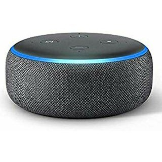 エコー(ECHO)のamazon Echo Dot (エコードット)第3世代 ヘザーグレー(スピーカー)