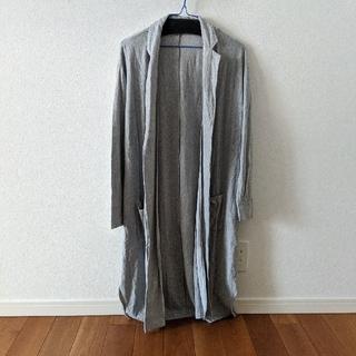 マウジー(moussy)のMOUSSY シンプルカットジャケット(スプリングコート)