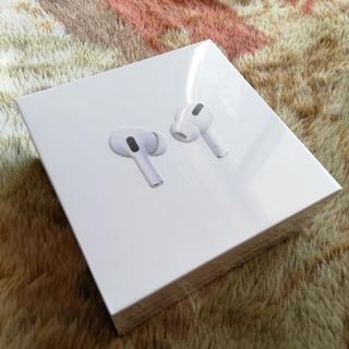 アップル(Apple)の新品 air pods  pro (ヘッドフォン/イヤフォン)