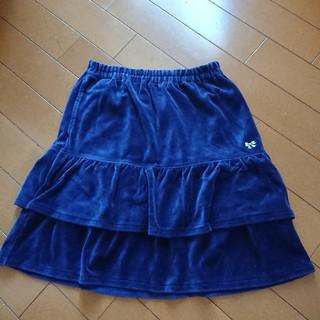 ベルメゾン(ベルメゾン)のベルメゾン ミニスカート140(スカート)