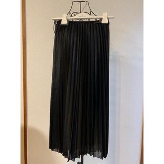 モンクレール(MONCLER)のモンクレール プリーツスカート チュールスカート 新品未使用 タグあり モンクレ(ロングスカート)