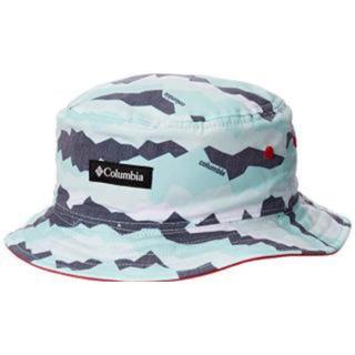 コロンビア(Columbia)の新品 Columbia コロンビア 子供用 キッズ バケット ハット(帽子)