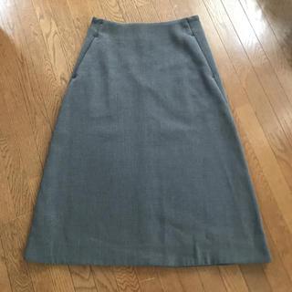 レプシィム(LEPSIM)のAラインスカート(ひざ丈スカート)