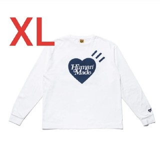 ジーディーシー(GDC)のHuman Made Girls Don't Cry LONG-T TEE(Tシャツ/カットソー(七分/長袖))