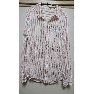 フェリシモ(FELISSIMO)の新品 フェリシモ nil noute ニルノート 柔らかメンズシャツ(シャツ)