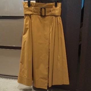 トランテアンソンドゥモード(31 Sons de mode)の新品タグつき スカート(ロングスカート)