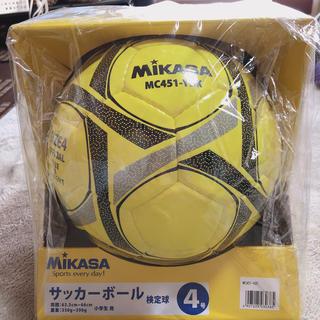 ミカサ(MIKASA)の新品 MIKASA サッカーボール(ボール)