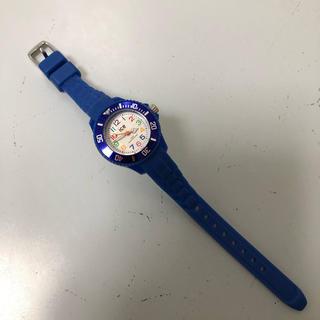 アイスウォッチ(ice watch)のICE watch 腕時計 ☆ レディース 稼働品 ゴムバンド (腕時計)
