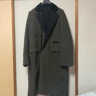サンシー(SUNSEA)のSUNSEA 16AW 元木雅弘着用 British Wool coat (チェスターコート)