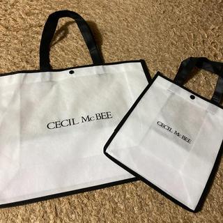 CECIL McBEE - ショップ袋