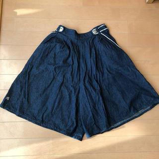 ポンポネット(pom ponette)のポンポネット スカート キュロット パンツ L 160 Pom ponette(パンツ/スパッツ)