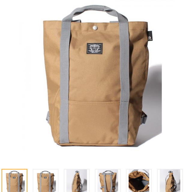 ROOTOTE(ルートート)のROOTOTE  2wayバッグ レディースのバッグ(リュック/バックパック)の商品写真