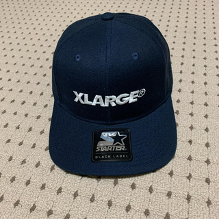 エクストララージ(XLARGE)のXLARGE × STARTER cap(キャップ)