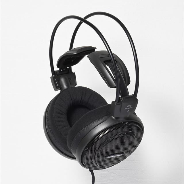 audio-technica(オーディオテクニカ)のaudio-technica ヘッドフォン ATH-AD500X スマホ/家電/カメラのオーディオ機器(ヘッドフォン/イヤフォン)の商品写真