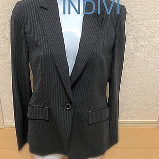 インディヴィ(INDIVI)のインディヴィ  ジャケット(テーラードジャケット)
