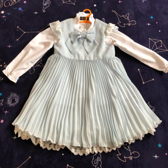 anyFAM(エニィファム)のanyFAM♡110 キッズ/ベビー/マタニティのキッズ服女の子用(90cm~)(ドレス/フォーマル)の商品写真