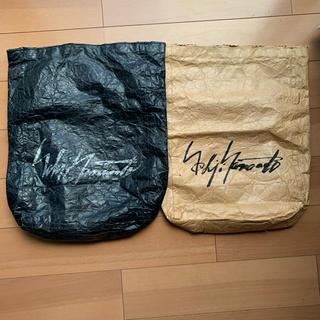 ヨウジヤマモト(Yohji Yamamoto)のYohji Yamamoto クラッチバッグ(セカンドバッグ/クラッチバッグ)