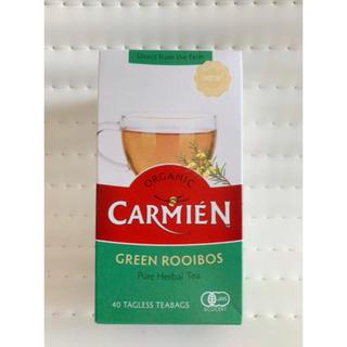 有機グリーンルイボスティー 20袋(茶)