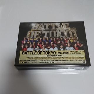 エグザイル トライブ(EXILE TRIBE)のBATTLE OF TOKYO from EXILE TRIBE(ミュージック)