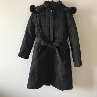 Couture Brooch - クチュールブローチ ダウンコート 黒