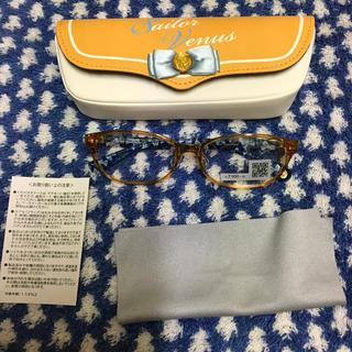 セーラームーン(セーラームーン)のセーラームーン  メガネケース メガネ セット  JINS(サングラス/メガネ)
