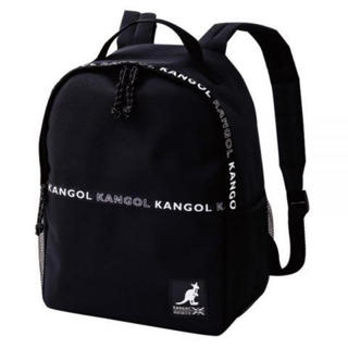 カンゴール(KANGOL)のKANGOL BACKPACK BOOK  付録(リュック/バックパック)