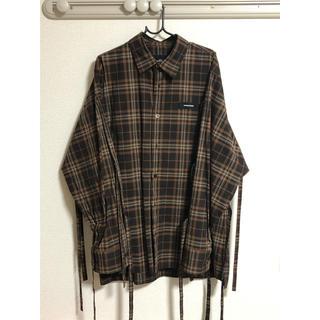 SUNSEA - SYU.HOMME/FEMM  Nu Super Arm Shirts