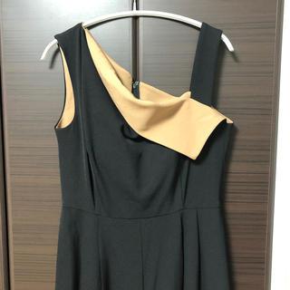 ラグナムーン(LagunaMoon)のラグナムーン パンツアシメドレス(その他ドレス)