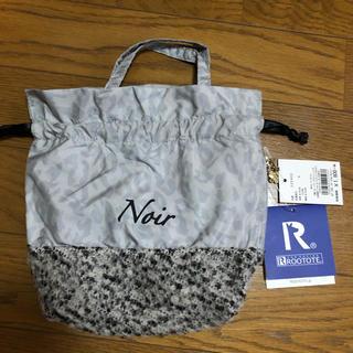 ルートート(ROOTOTE)の新品未使用品【ルートート】バッグ 巾着 おまけ付き(エコバッグ)