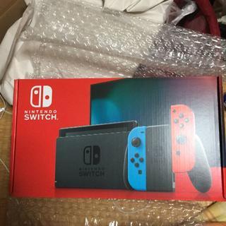ニンテンドースイッチ(Nintendo Switch)の未使用 新型 Nintendo Switch本体 ニンテンドースイッチ(家庭用ゲーム機本体)