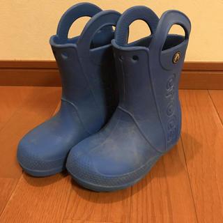 crocs - クロックス 長靴 レインブーツ