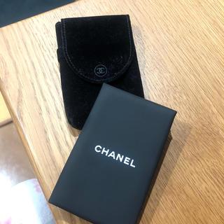 シャネル(CHANEL)の新品CHANEL油取り(その他)