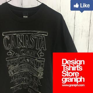 グラニフ(Design Tshirts Store graniph)の【値下げ交渉可】グラニフ graniph メンズ Tシャツ Sサイズ 黒(Tシャツ/カットソー(半袖/袖なし))