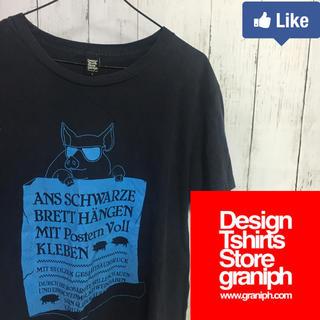 グラニフ(Design Tshirts Store graniph)の【値下げ交渉可】グラニフ graniph メンズ Tシャツ Lサイズ(Tシャツ/カットソー(半袖/袖なし))