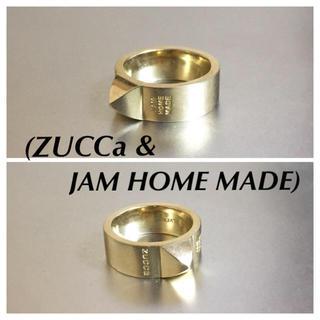 JAM HOME MADE & ready made - ジャムホームメイドxズッカ コラボリング