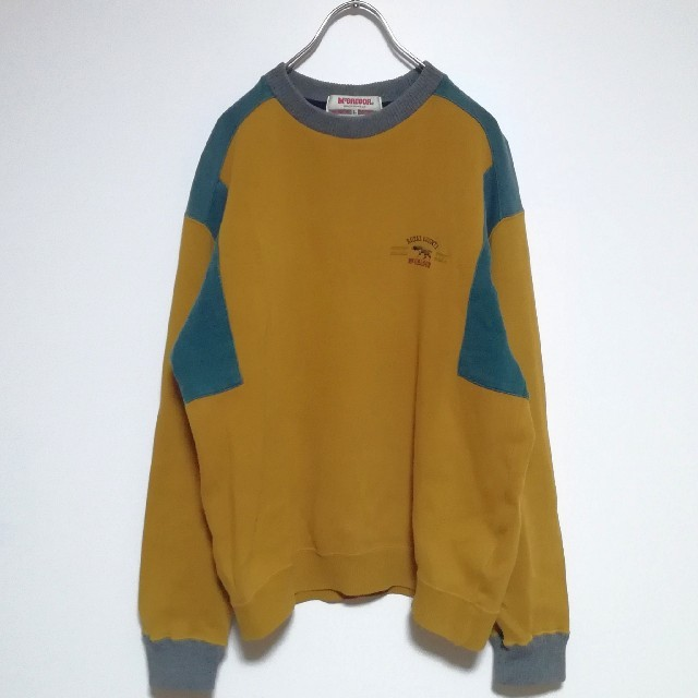 McGREGOR(マックレガー)の90s McGREGOR sweatshirt メンズのトップス(スウェット)の商品写真