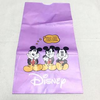 Disney - ★ ディズニーランド フード ショッパー 紙袋 ★